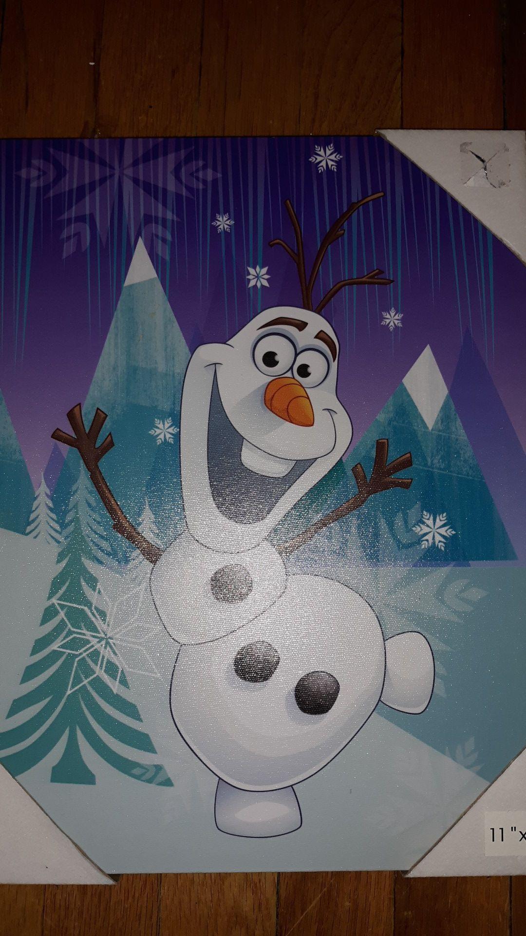 Olaf Frozen frames