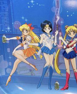 Small Sailor Moon Tray  Thumbnail