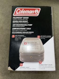 New Air Matress Coleman  Thumbnail