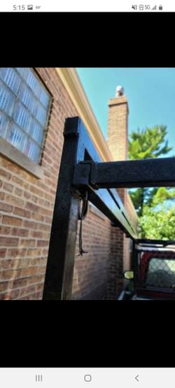 Ladder rack only Thumbnail
