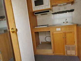 Toyhauler camping trailer Thumbnail