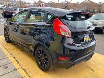 2019 Ford Fiesta Thumbnail
