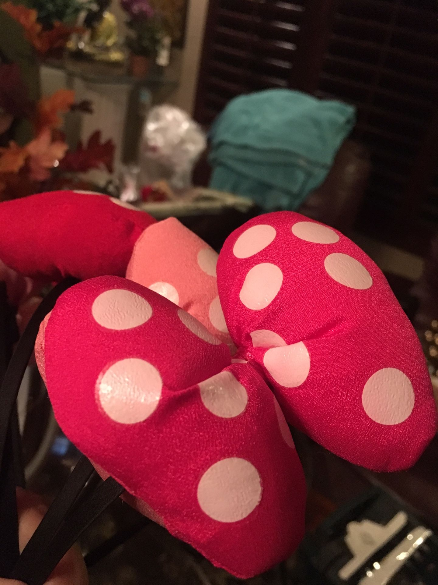 Minnie mouse headband ears Mickey and Minnie