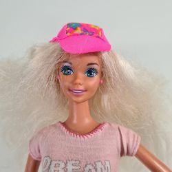 Vintage 90s Caboodles Barbie Doll Mattel Thumbnail