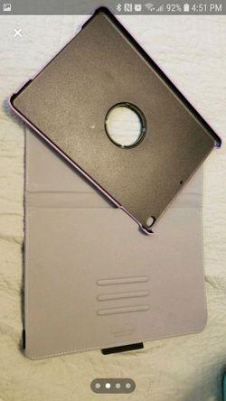 Purple sparkly Ipad case Thumbnail