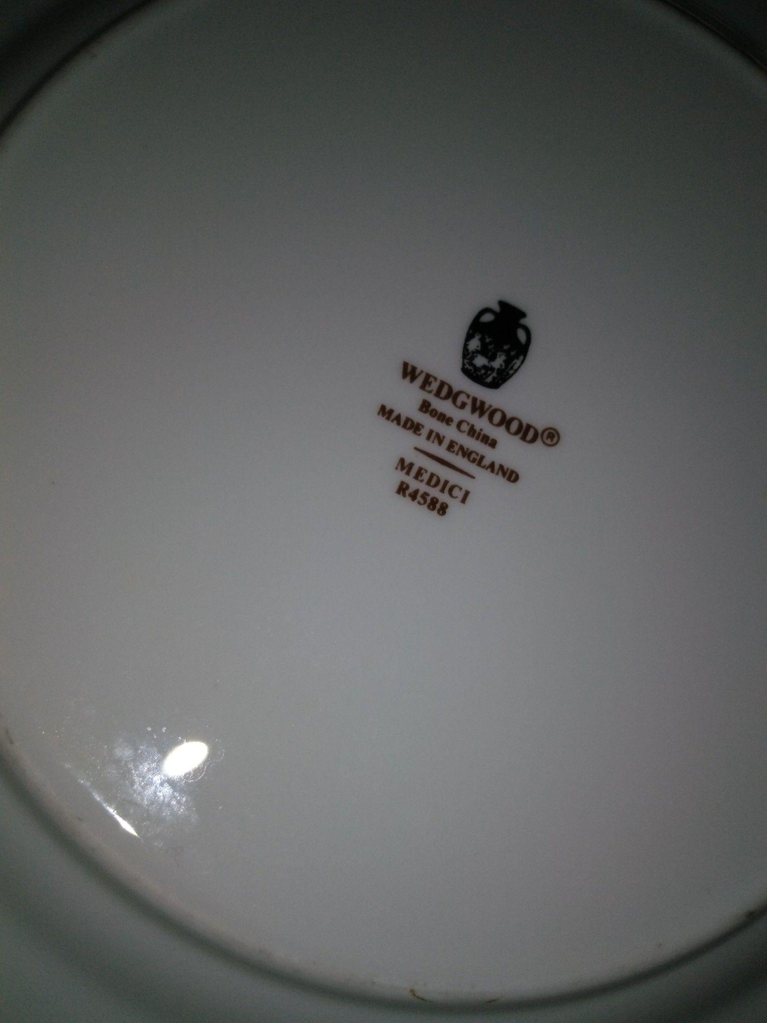 Wedgwood Fine Bone China