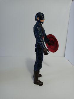 Avengers Endgame Captain America Thumbnail