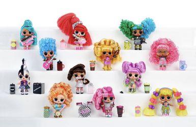 LOL Remix Hair Flip Surprise Dolls New Thumbnail