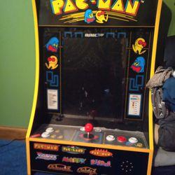 Pacman Arcade Multi Game Thumbnail