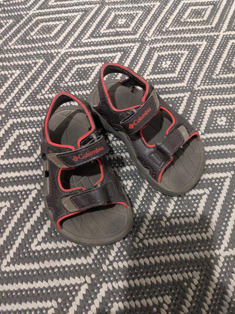 Columbia Toddler Sandals