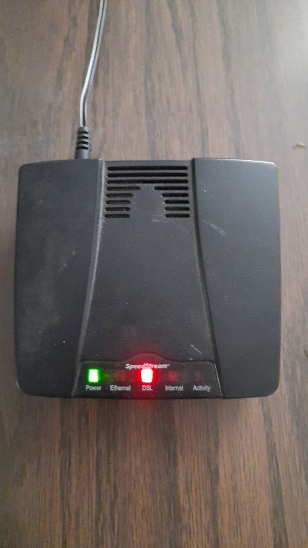 SIEMENS SpeedStream 4100 Ethernet DSL Modem