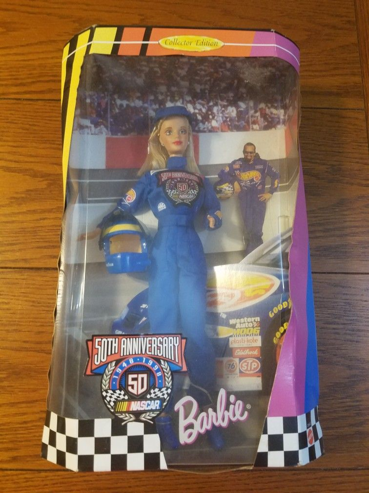 1998 Nascar Barbie