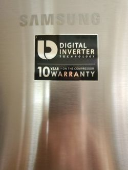 SAMSUNG 22 Cu Ft French Door Refr Thumbnail