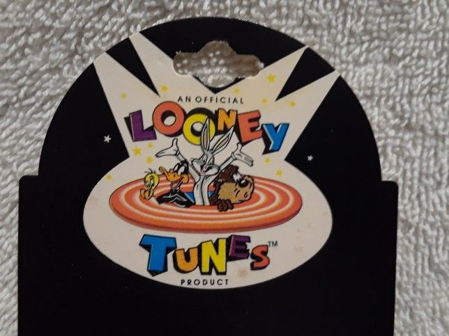 Vintage Looney tunes best friends pins