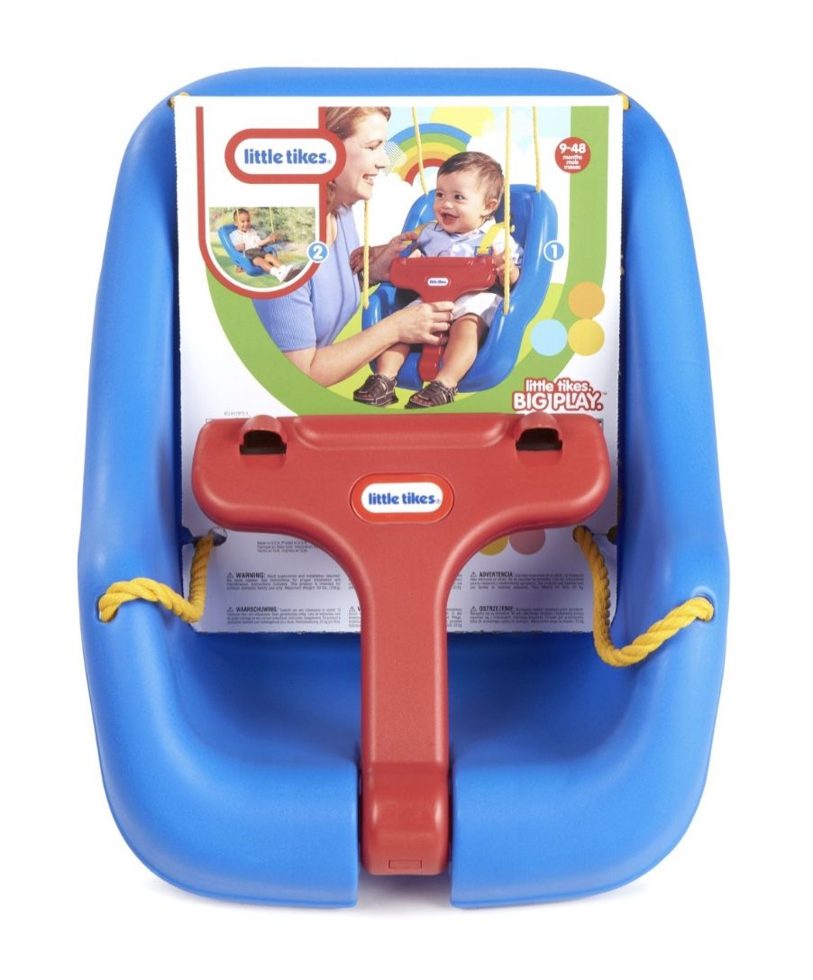 Little Tikes 2-1 Snug and Secure Swing