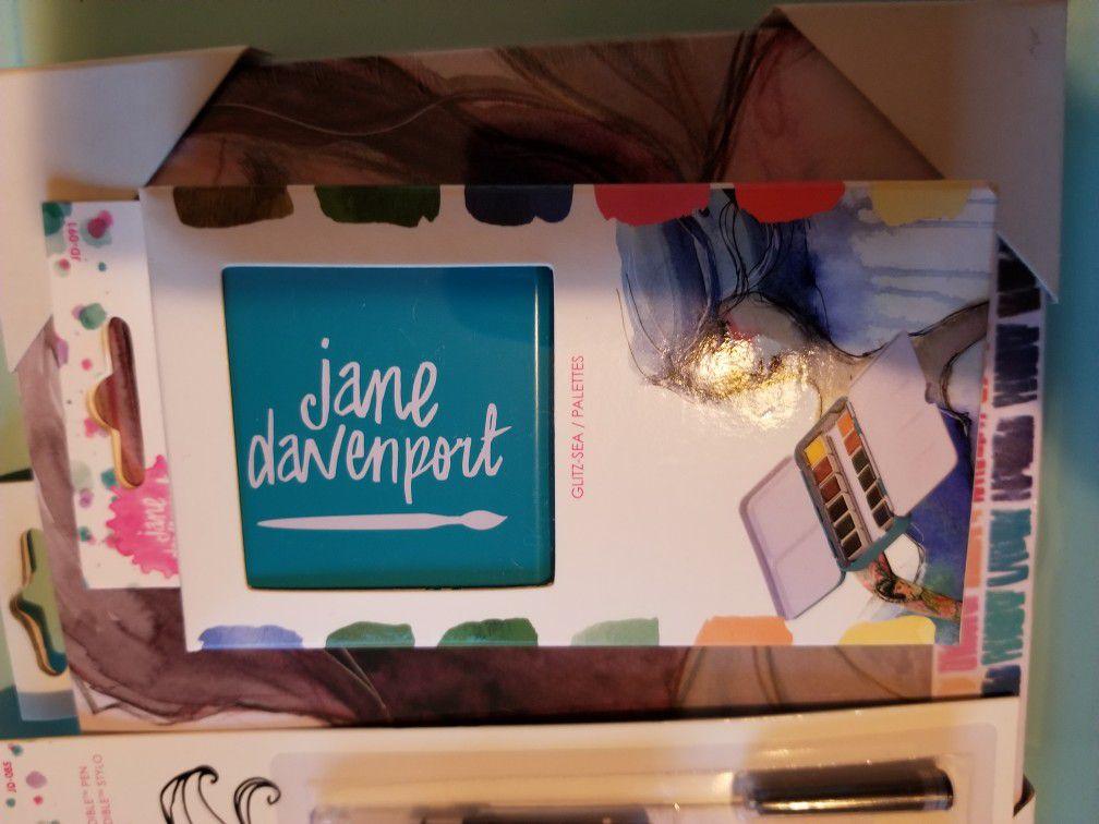 Jane Davenport Mixed Media Bundle