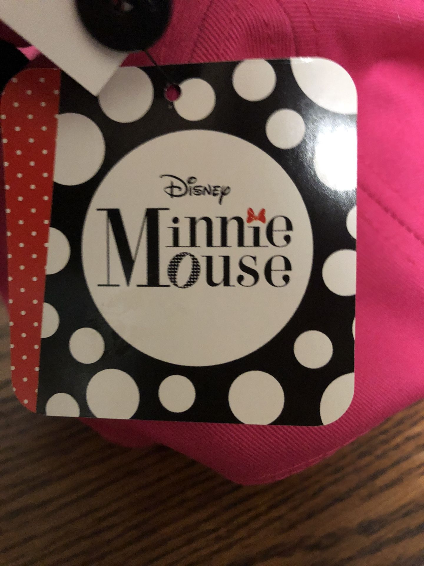 Disney Minnie Mouse Ear Hat