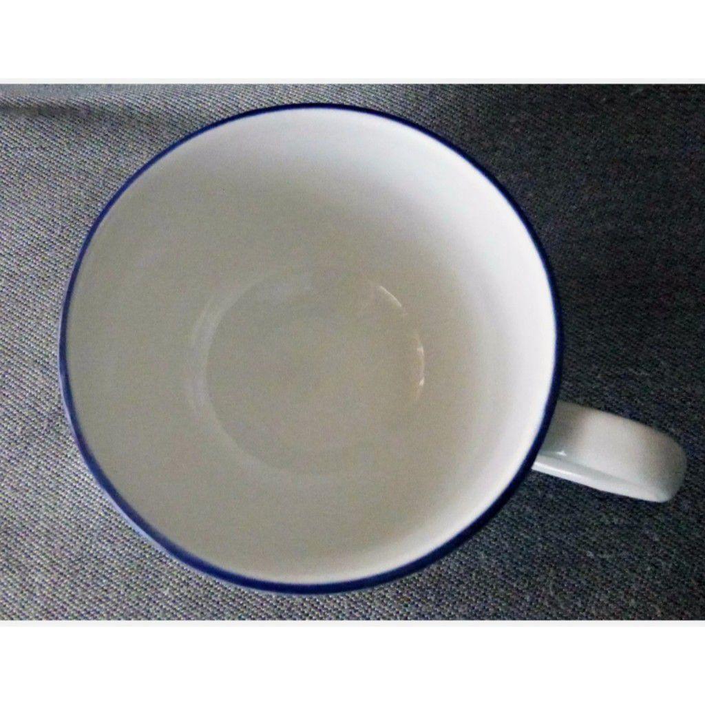 Big Coffee/Tea/Soup Cup/Mug Floral Made in England