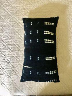 Mud cloth lumbar pillows X3 Thumbnail