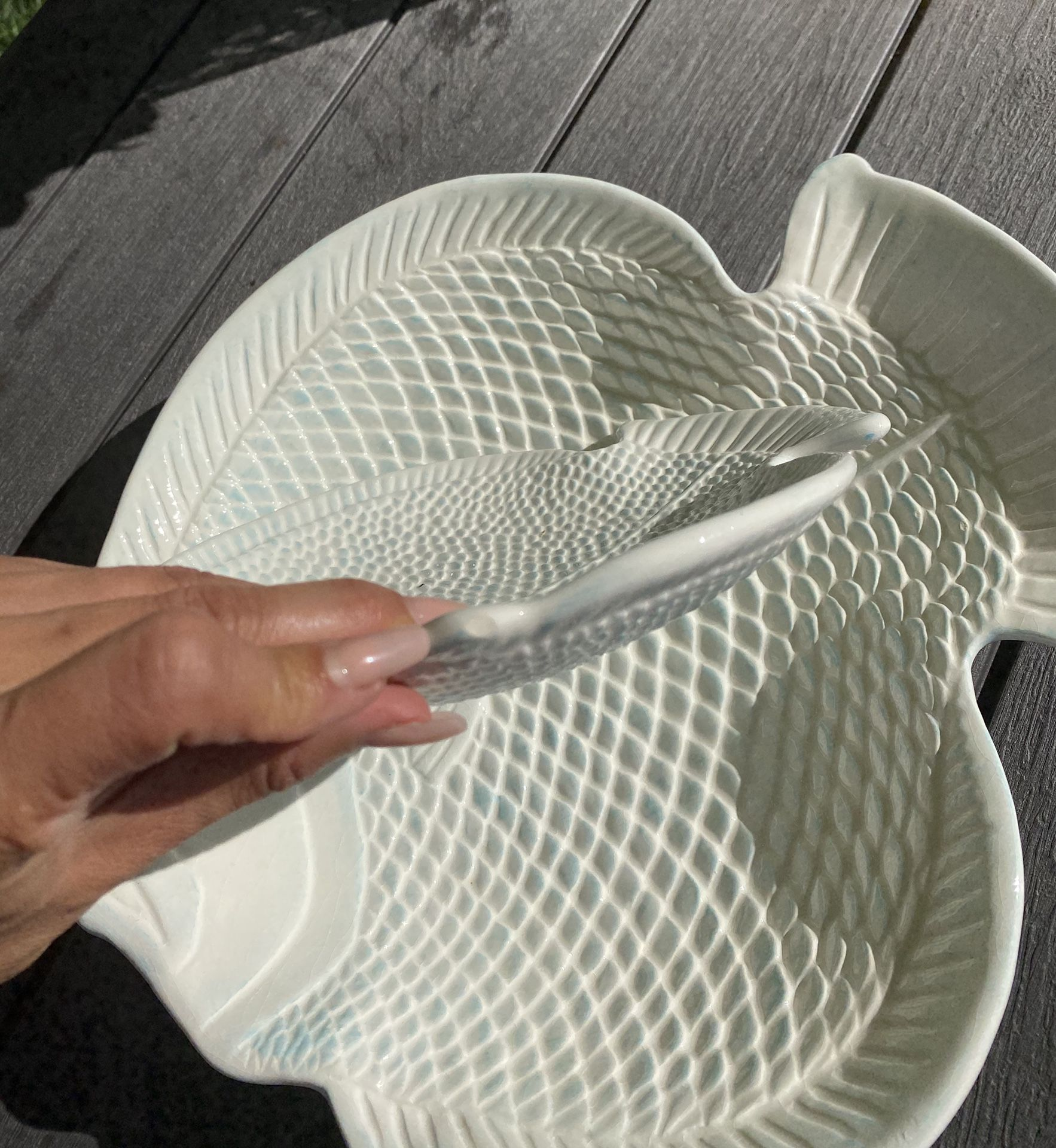 Bowls decoration