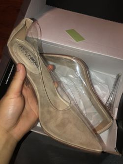 Clear heels Thumbnail