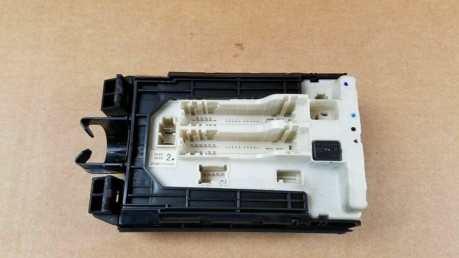 OEM 09 - 11 INFINITI FX35 FX50 ENGINE IPDM FUSE JUNCTION BOX 284B7-1CA0A