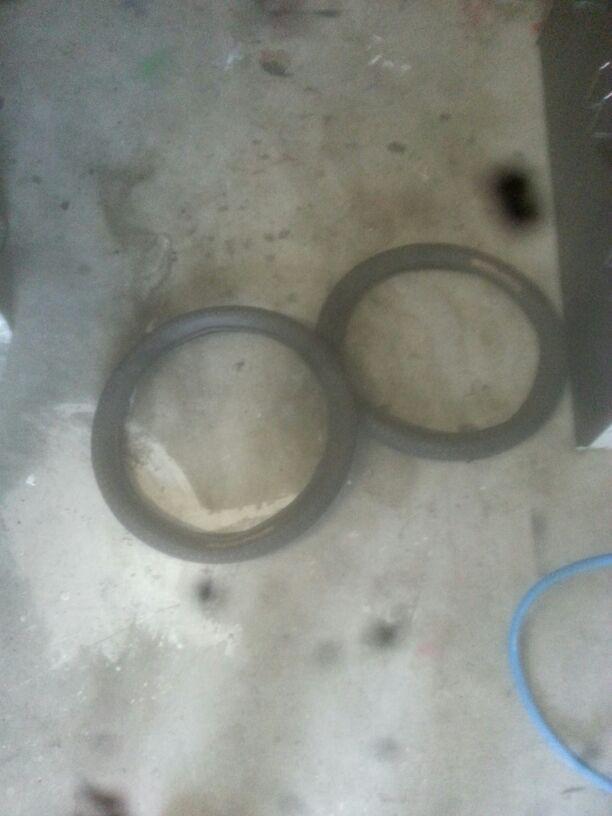 Mogose tires
