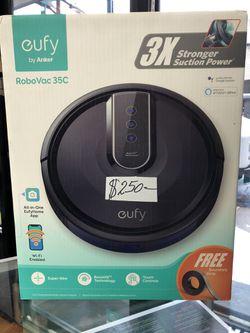 Eufy RoboVac 35C Wi-Fi Connected Robot Vacuum Thumbnail