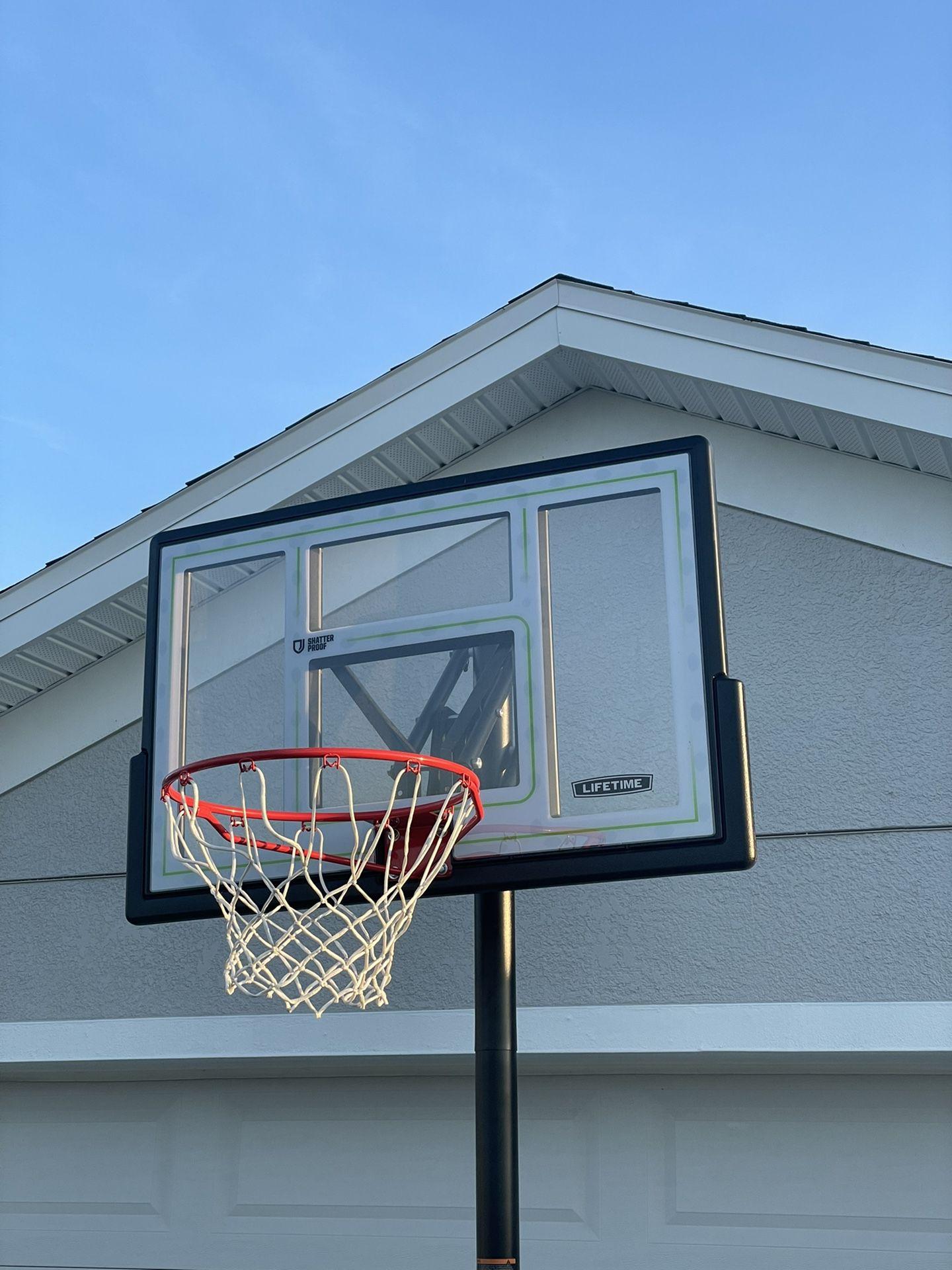 70 Basketball Hoop
