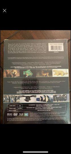 Planet earth & Frozen planet box set BRAND NEW! Thumbnail