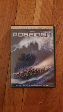 Poseidon, Shrek 2, Darkness Falls & The Tuxedo DVD (Lot of 4) Thumbnail