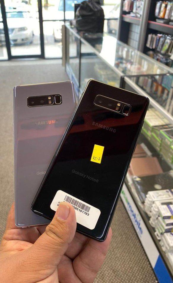 Samsung Galaxy Note 8 64GB UNLOCKED + Warranty