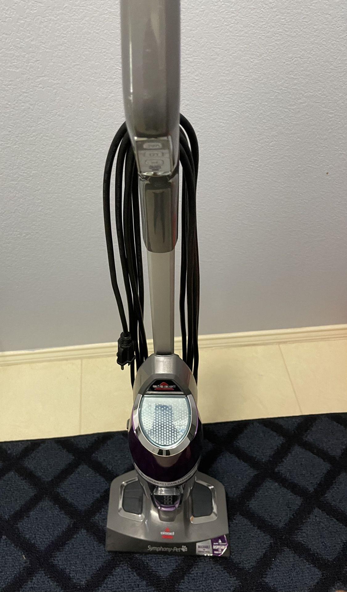Vacuum & Steam Mop