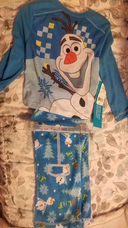 Olaf And Dinosaur Pijamas Thumbnail