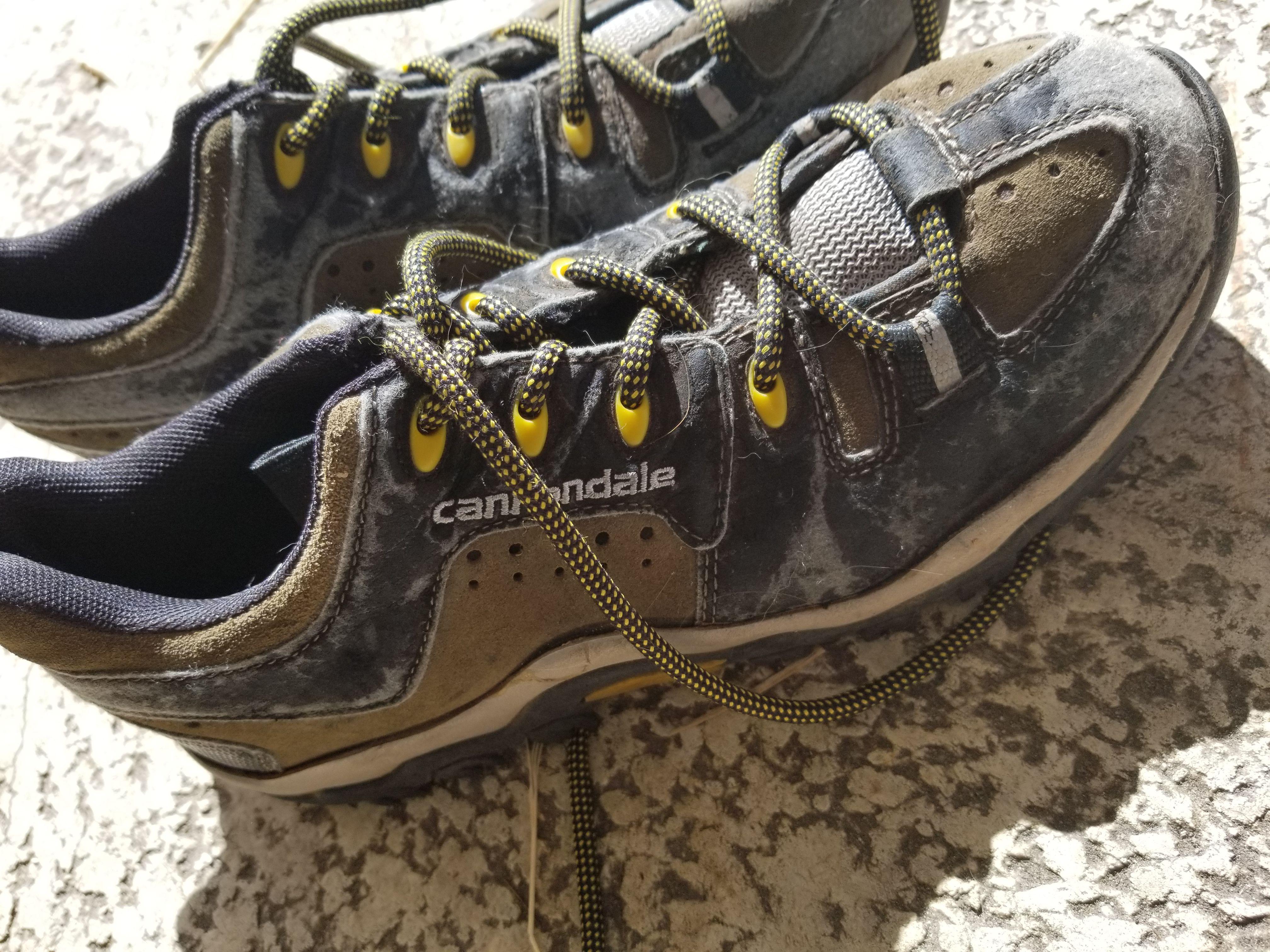 Cannondale Mountain Biking Shoes