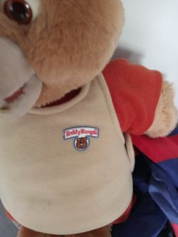 The real teddy ruxpin that works and talks Thumbnail