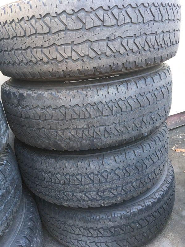 50% tires wheels very nice