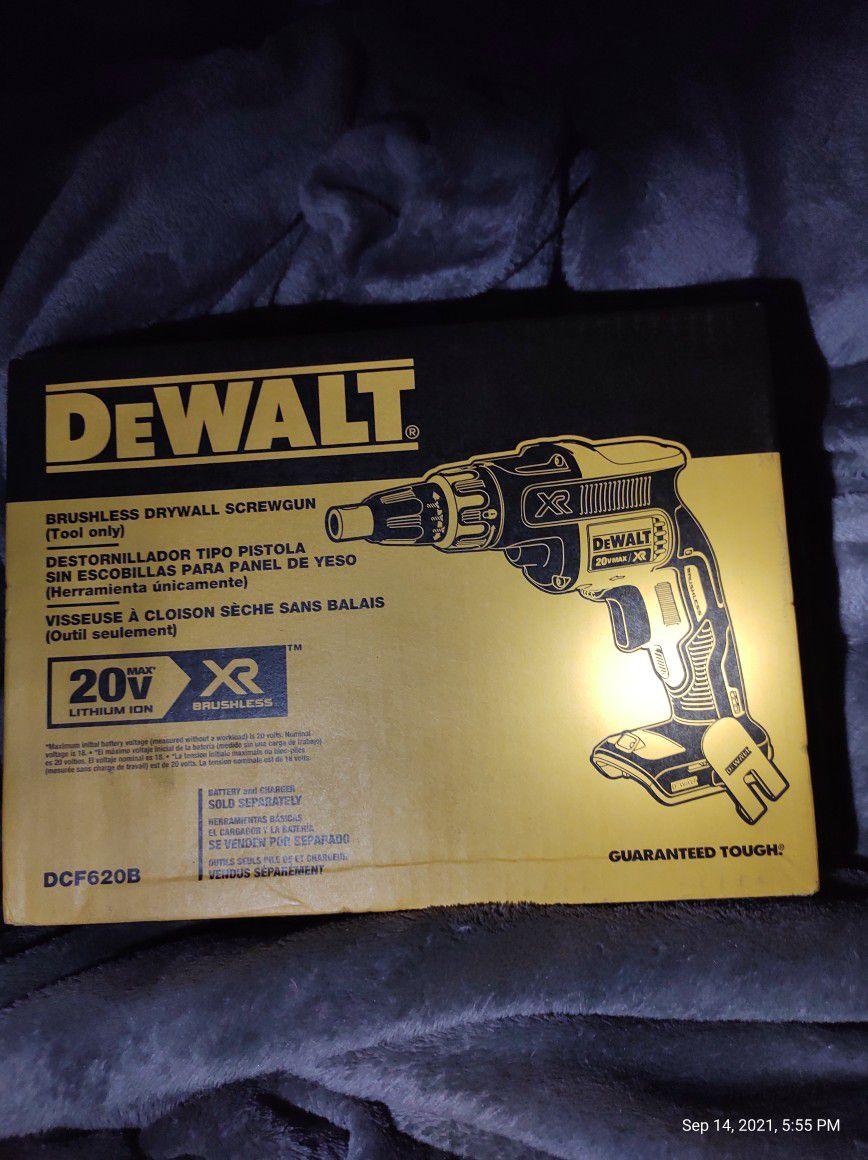 DeWalt Brushless Drywall Screw Gun 20v Tool Only