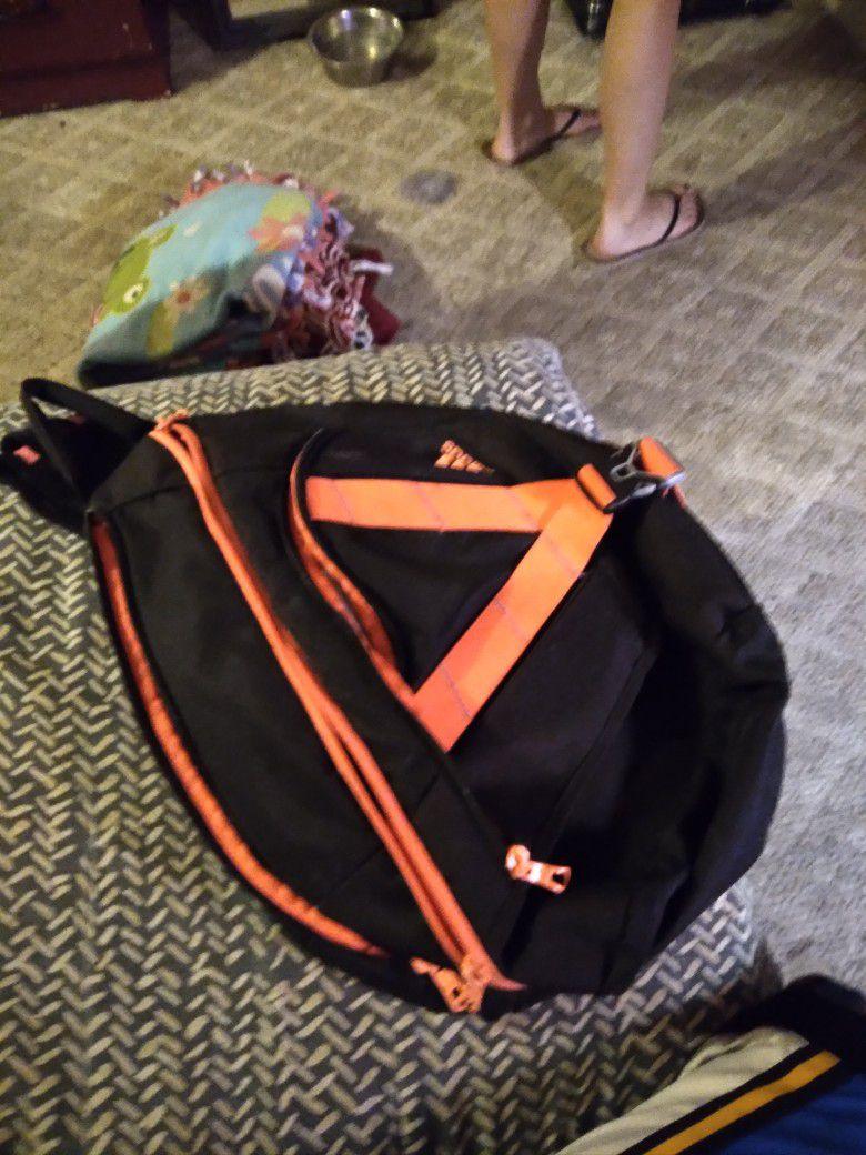 Womens Adidas Pink Sholder Backpack