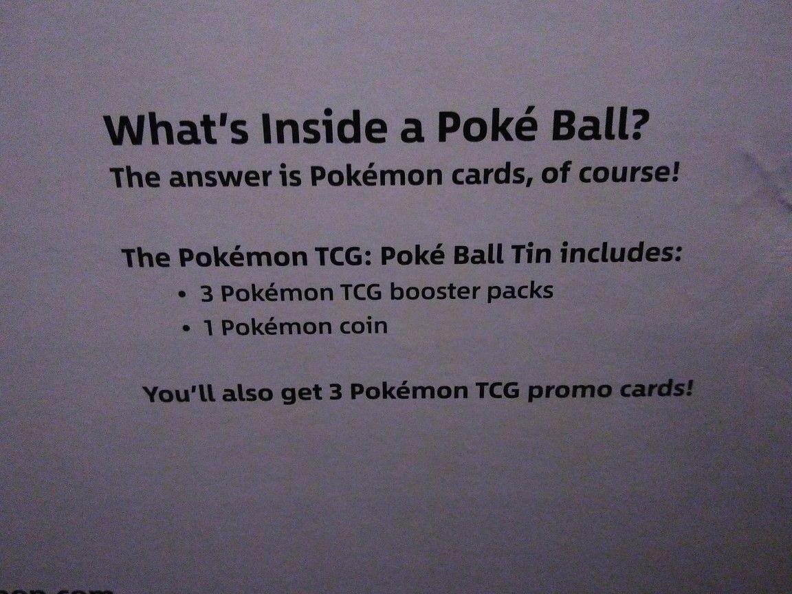 Pokemon Trading Card Box 3 Pack