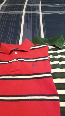 Boys (kids) RL polo shirts (lot) Will ship! Thumbnail