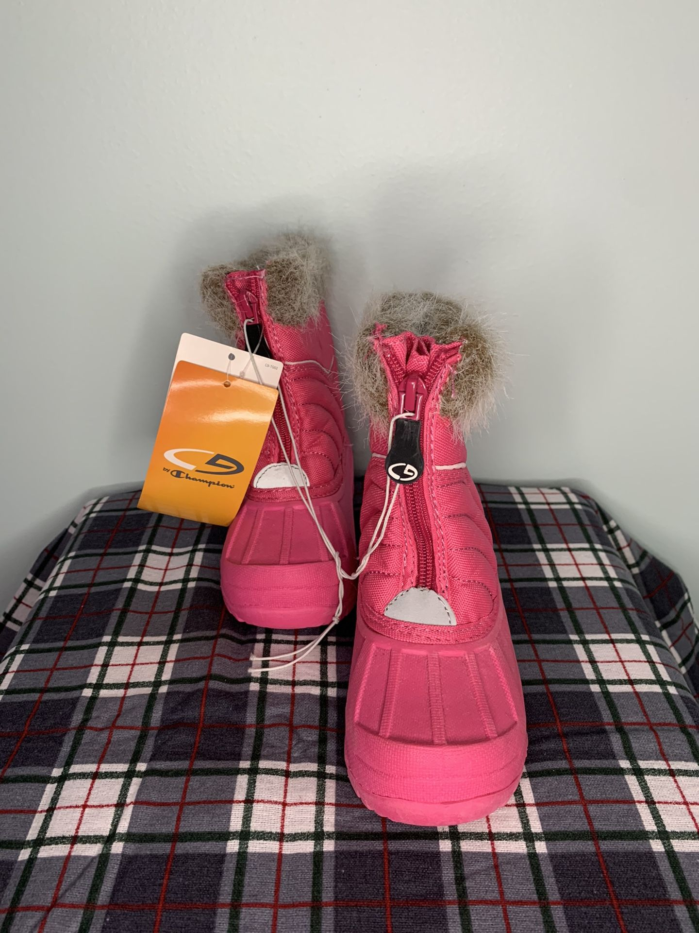 Toddler Snow Boots