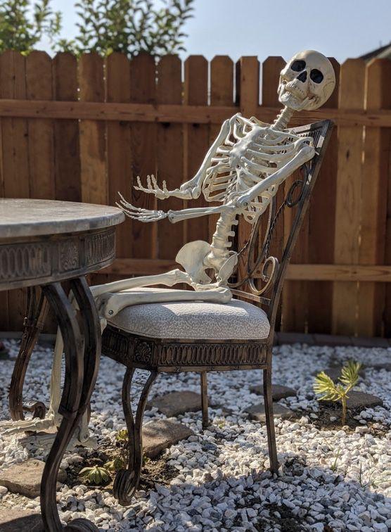 Halloween Decoration Skeleton