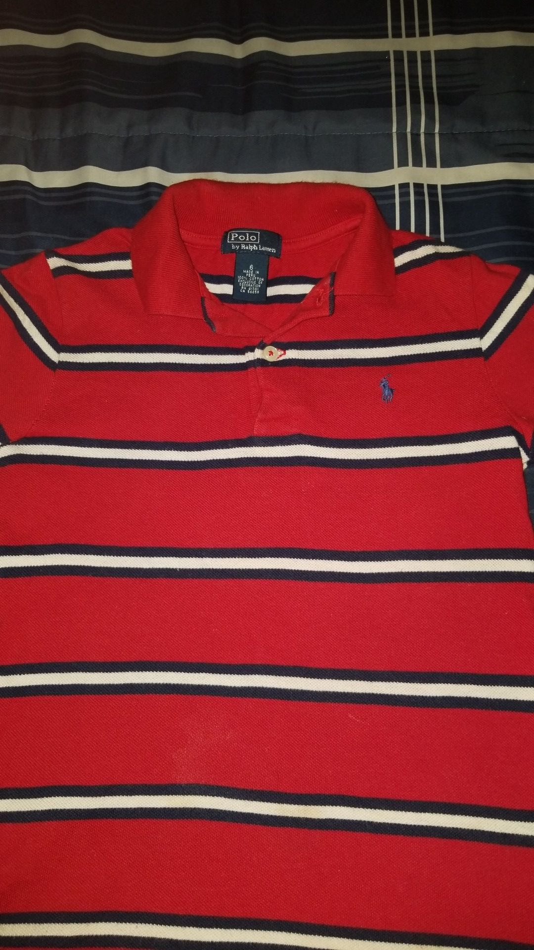 Boys (kids) RL polo shirts (lot) Will ship!