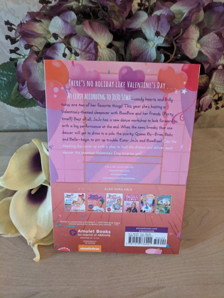 Jojo Siwa BOOK Jojo & Bow Bow Candy Kisses