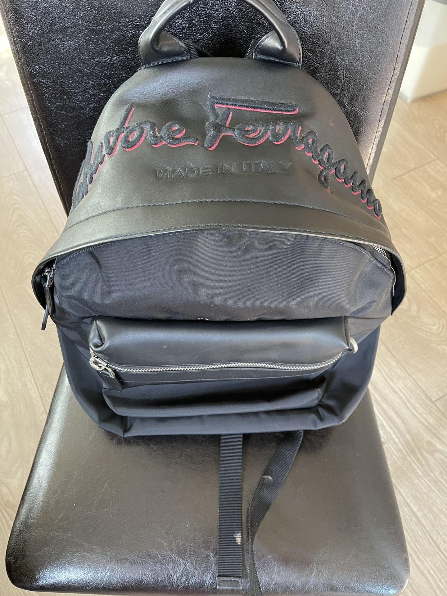 Ferragamo Men's Backpack