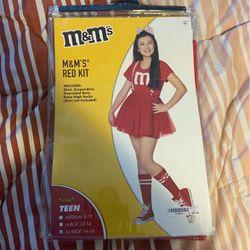 M&M Red Kit For Costume Thumbnail