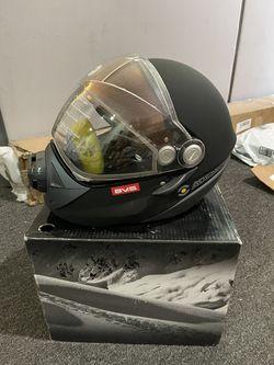Ski-Doo BV2S Snowmobile Helmet Size XL Thumbnail