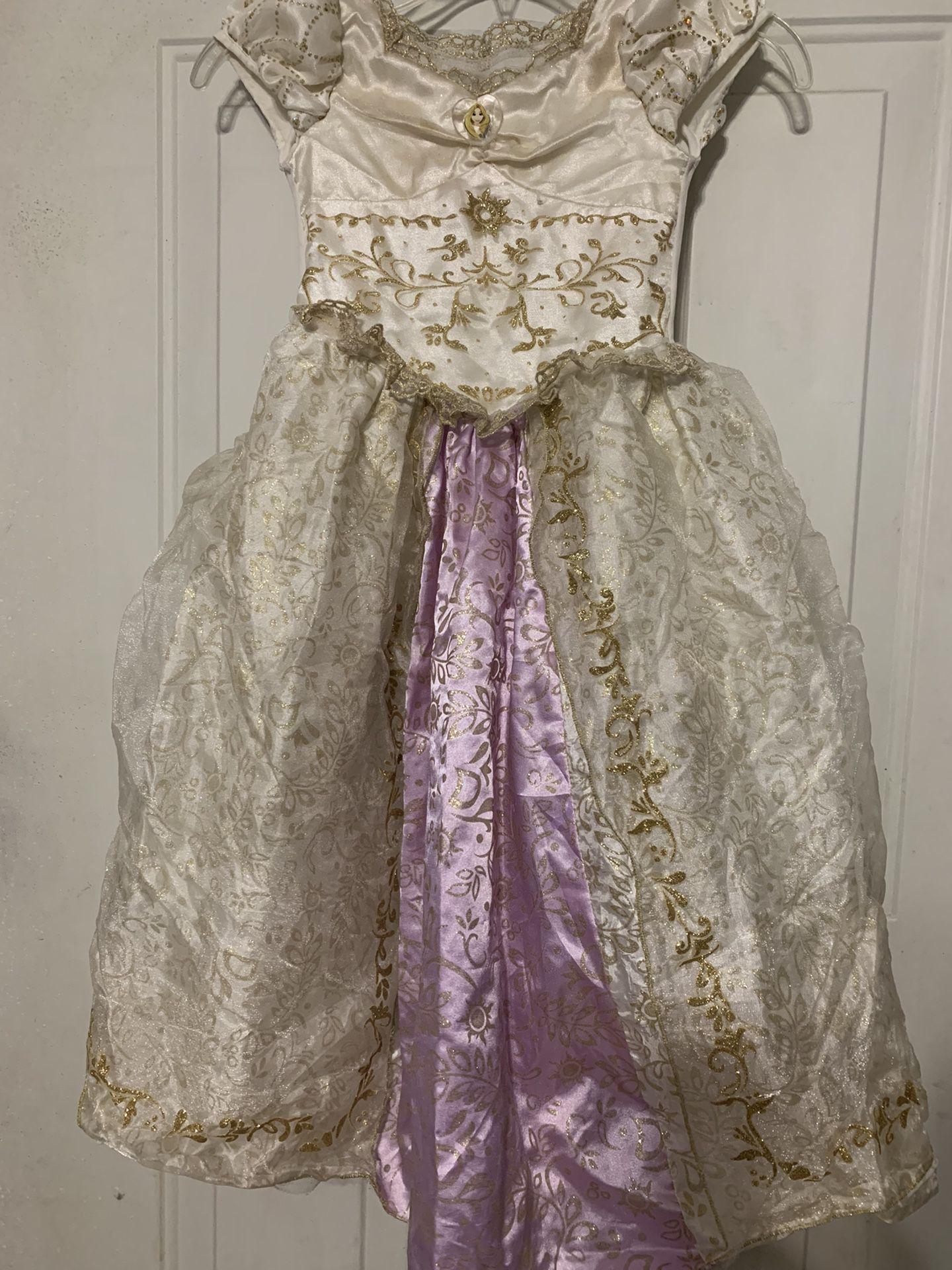 Disney Princess Rapunzel Costume