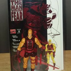 Daredevil Figure & Comic Book  Thumbnail